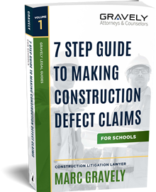Construction Defect Claims for Schools